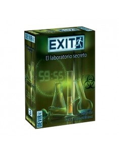 Exit: El Laboratorio Secreto Devir Familiar