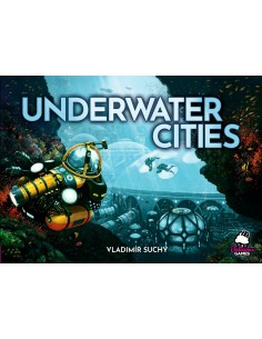 Underwater Cities Arrakis Games Estrategia