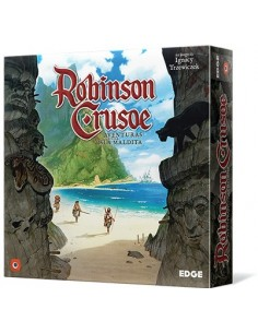 Robinson Crusoe: Aventuras en la Isla maldita Edge Entertainment Temáticos
