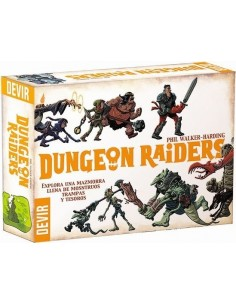 Dungeon Raiders Devir Temáticos