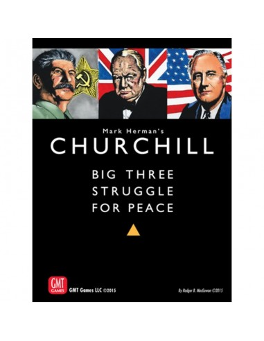 Churchill (English) GMT Games Estrategia