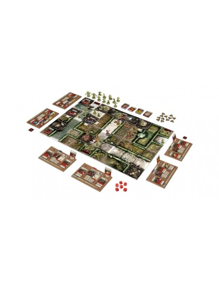 Zombicide: Green Horde Edge Entertainment Temáticos