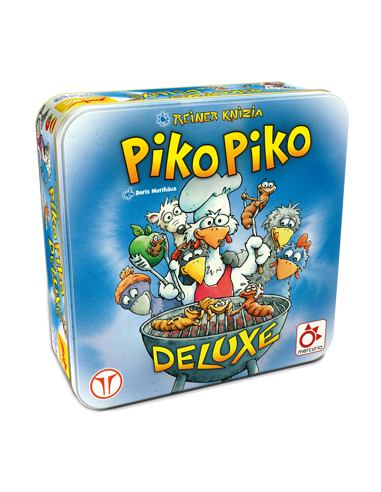 Piko Piko Deluxe Morapiaf Familiar