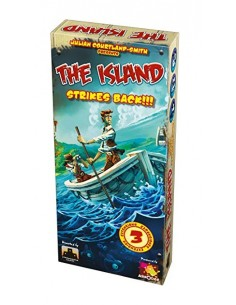 The Island: Strikes Back Asmodee Familiar