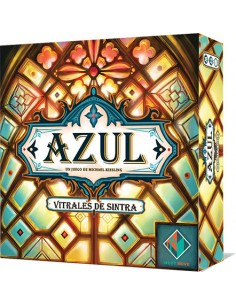 Azul: Vitrales de Sintra Next Move Familiar