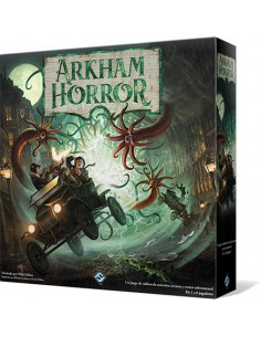 Arkham Horror 3ª Edición Fantasy Flight Games Temáticos