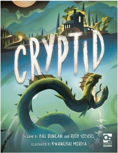Cryptid (English) Osprey Games Estrategia