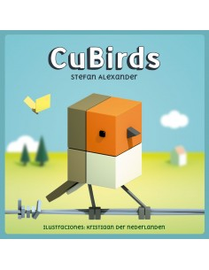 Cubirds Maldito Games Familiar