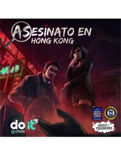Asesinato en Hong Kong do it games Party