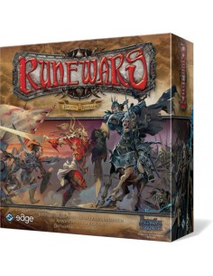 Runewars Edición Revisada Fantasy Flight Games Estrategia