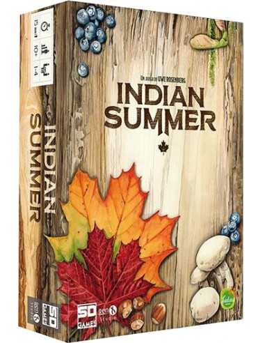 Indian Summer SD Games Familiar