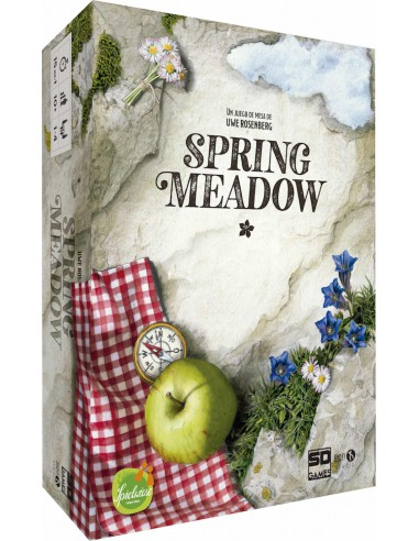 Spring Meadow SD Games Familiar