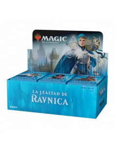 Magic the Gathering: La Lealtad de Ravnica Expositor de Sobres Wizards of the Coast Estrategia