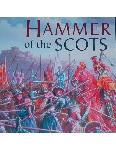 Hammer of the Scots do it games Wargames