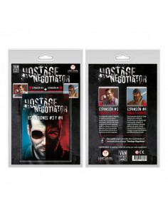 Hostage: El Negociador Expansiones 3 y 4 Last Level Temáticos