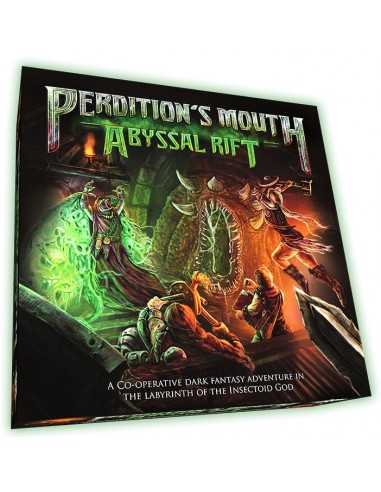 Perdition's Mouth: Abyssal Rift - Revised Edition (Castellano) Dragon Dawn Productions Estrategia