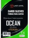 Fundas Last Level Ocean Premium 63,5x88 mm Last Level Fundas