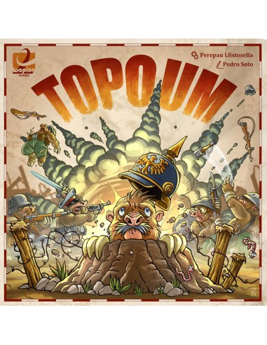 Topoum Looping Games Abstractos