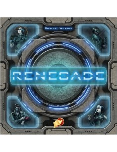 Renegade (English) Victory Point Games Estrategia