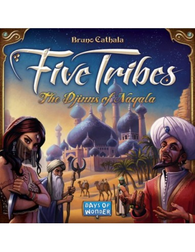 Five Tribes (English) Days of Wonder Estrategia