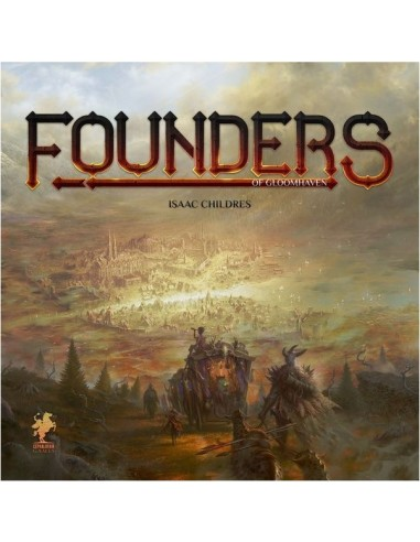 Founders of Gloomhaven (English) Cephalofair Games Estrategia
