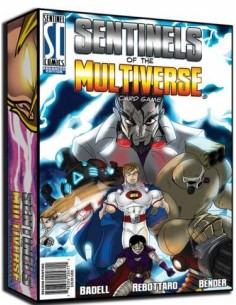 Sentinels of the Multiverse: Enhanced Edition (English) Greater than Games Temáticos
