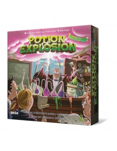 Potion Explosion Edge Entertainment Familiar