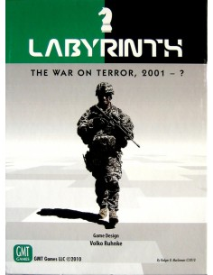 Labyrinth: The War on Terror, 2001 – ? (English) GMT Games Wargames