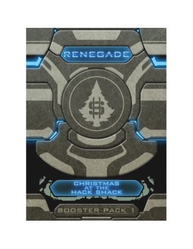 Renegade Booster Pack 1: Christmas at the Hack Shack (English) Victory Point Games Estrategia