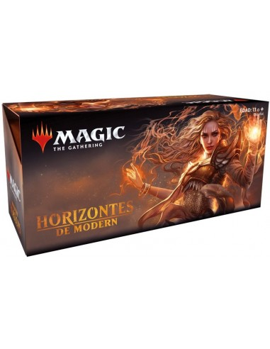 Magic the Gathering: Horizontes de Modern Wizards of the Coast Estrategia
