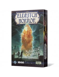 Eldritch Horror: Señales de Carcosa Fantasy Flight Games Temáticos