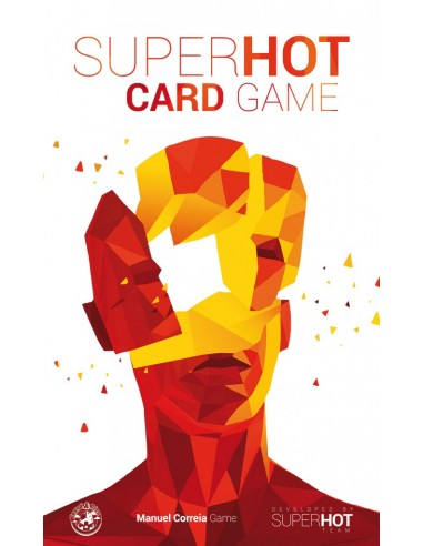 SUPERHOT: The Card Game (English) Board & Dice Estrategia