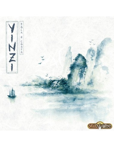 Yínzi: The Shining Ming Dynasty (English) Spielworxx Estrategia