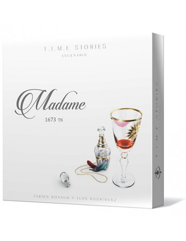 T.I.M.E. Stories: Madame Asmodee Temáticos