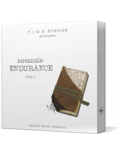 T.I.M.E. Stories: Expedición Endurance Asmodee Temáticos