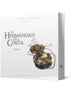 T.I.M.E. Stories: La Hermandad de la Costa Asmodee Temáticos