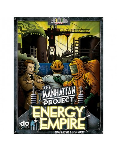 Manhattan Project: Energy Empire do it games Estrategia