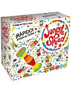 Jungle Speed Asmodee Party