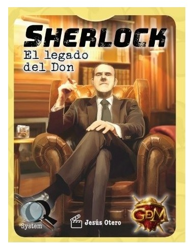 Sherlock: El Don GDM Games Temáticos