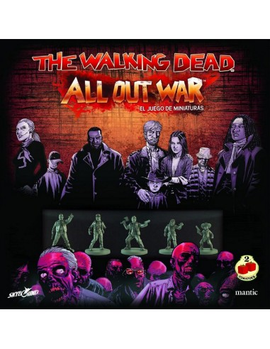 The Walking Dead: All Out War 2 Tomatoes Wargames