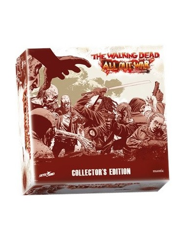 The Walking Dead: All Out War (Caja de Coleccionista) 2 Tomatoes Wargames