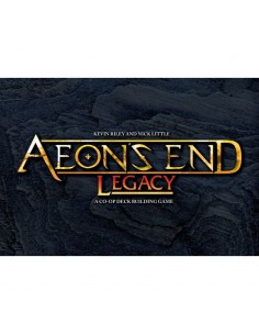 Aeon's End: Legacy (English) Indie Boards & Cards Estrategia