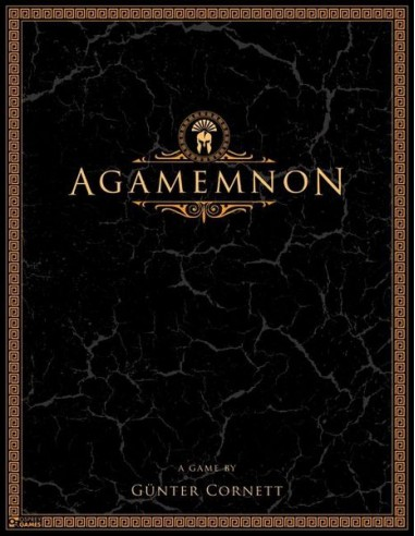 Agamemnon (English) Osprey Games Abstractos