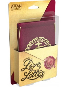 Love Letter Z-MAN Games Familiar