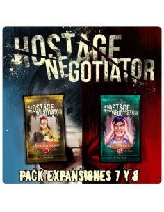 [Pre-venta 30/01/2019] Hostage: El Negociador Expansiones 7 y 8 Last Level Temáticos