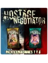 [Pre-venta 20/12/2019] Hostage: El Negociador Expansiones 7 y 8 Last Level Temáticos