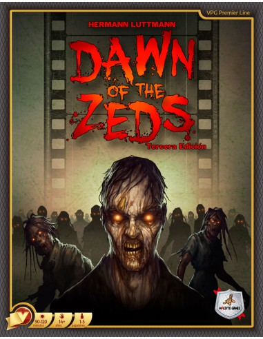 [Pre-Venta 1T/2020] Dawn of the Zeds Maldito Games Temáticos