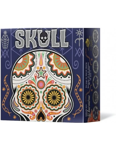 Skull Asmodee Party