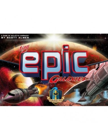 Tiny Epic Galaxies (English) Gamelyn Games Estrategia