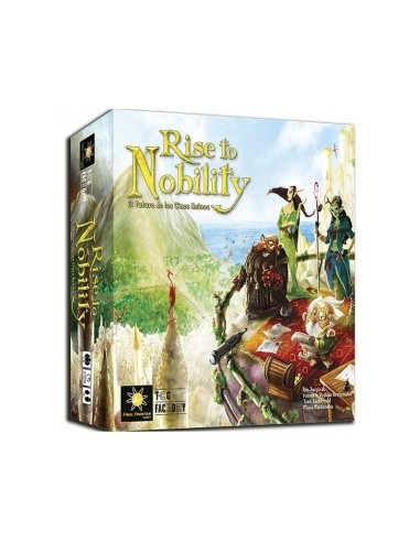 Rise to Nobility Tcg Factory Estrategia